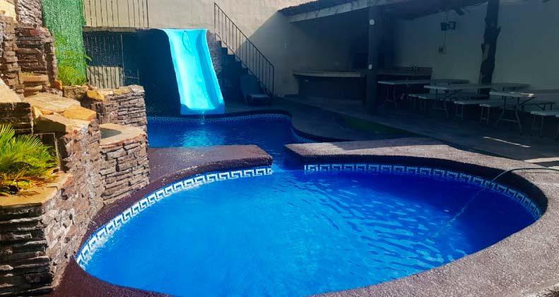 Albercas en Nuevo Laredo